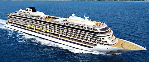 Cruiseschip Viking Sky - Viking Cruises