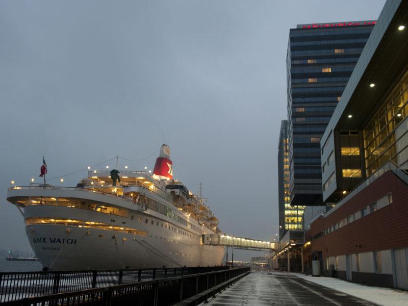 Cruiseschip Black Watch - Fred Olsen Cruise Lines