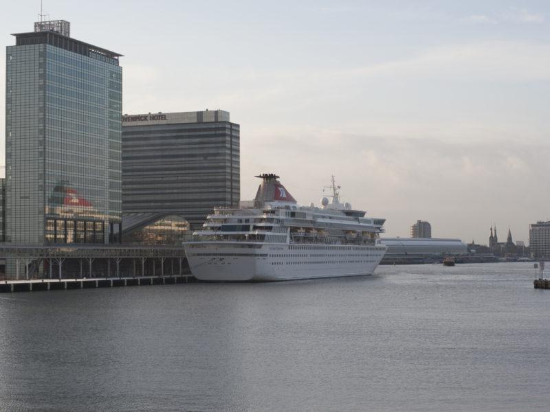 Cruiseschip Balmoral - Fred Olsen Cruise Lines