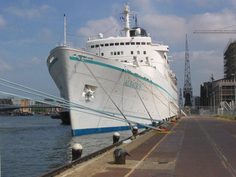 Cruiseschip Albatros - Phoenix Reisen