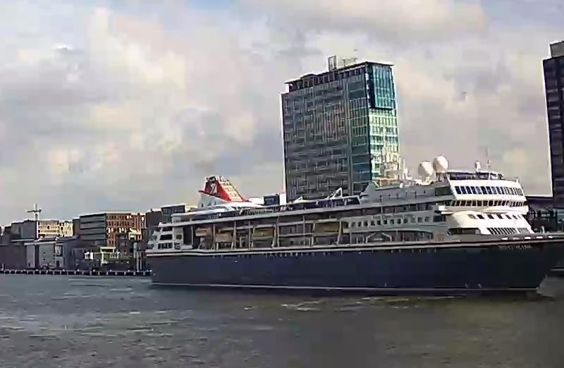 Cruiseschip Braemar - Fred Olsen Cruise Lines