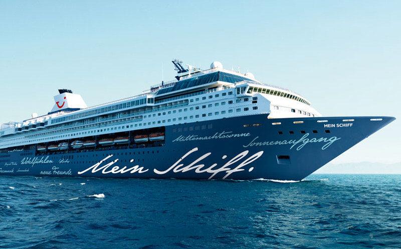 Cruiseschip Mein Schiff 3 - TUI Cruises