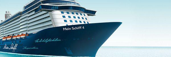 Cruiseschip Mein Schiff 4 - TUI Cruises