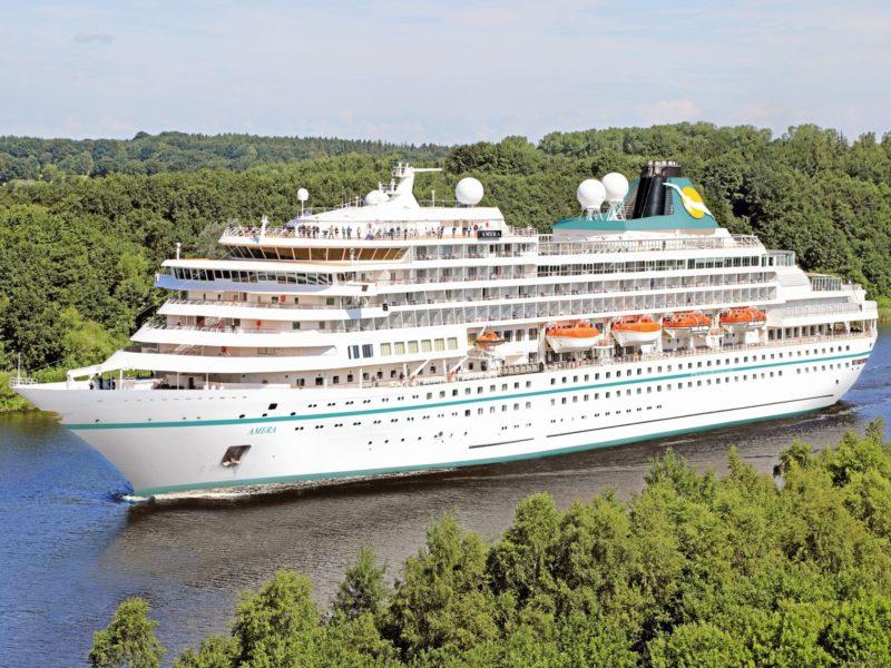 Cruiseschip Amera - Phoenix Reisen