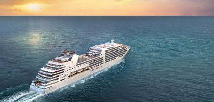Cruiseschip Seabourn Ovation - Seabourn Cruise lines