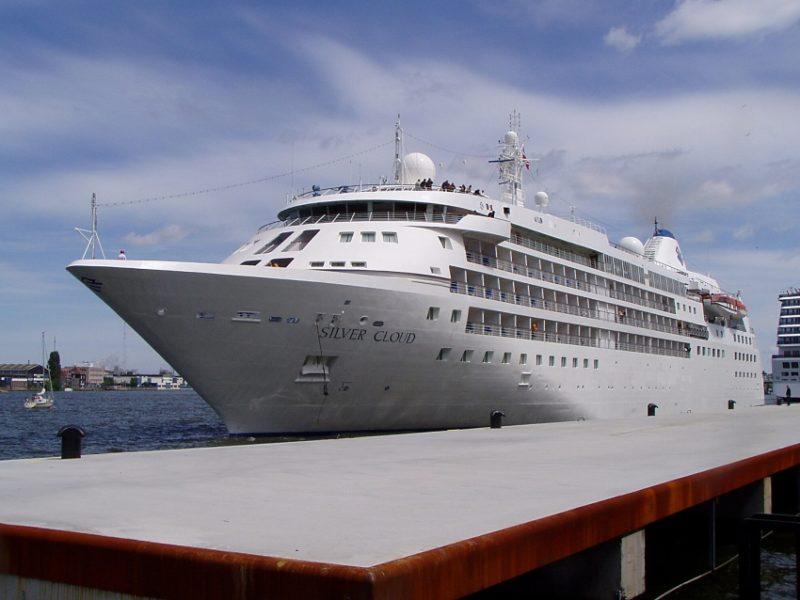 Cruiseschip Silver Cloud - Silversea Cruises