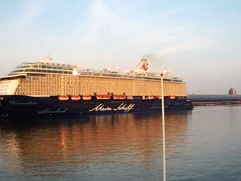 Cruiseschip Mein Schiff 5 - TUI Cruises