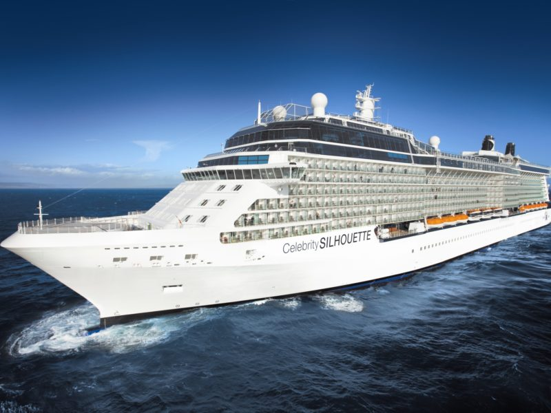 Cruiseschip Celebrity Silhouette - Royal Caribbean International