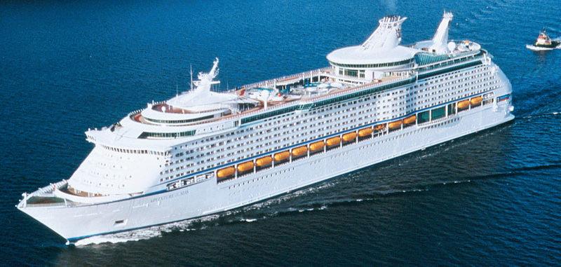 Cruiseschip Explorer of the Seas - Royal Caribbean International