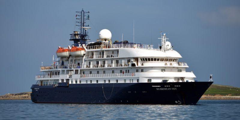 Cruiseschip Hebridean Sky - Noble Caledonia