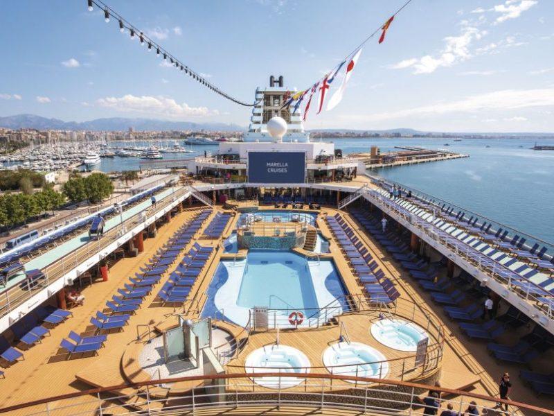 Cruiseschip Marella Explorer - TUI Cruises