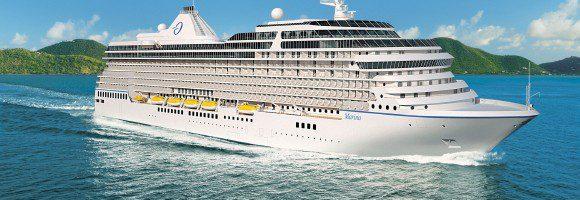 Cruiseschip Marina - Prestige Cruiselines