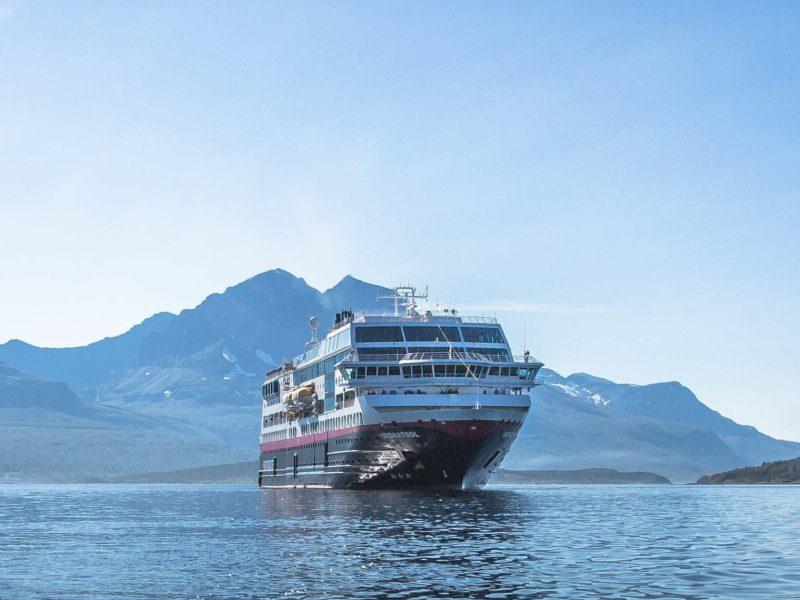 Cruiseschip Midnatsol - Hurtigruten