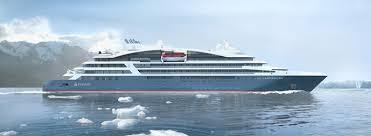 Cruiseschip Dumont d'Urville - Ponant Cruises