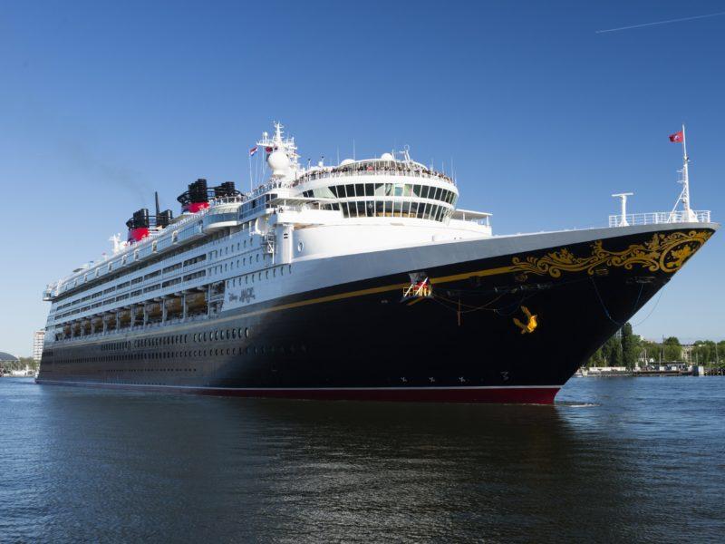 Cruiseschip Disney Magic - Disney Cruiselines