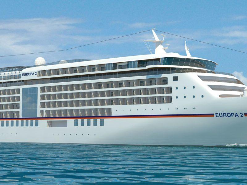 Cruiseschip Europa 2 - Hapag-Lloyd Cruises