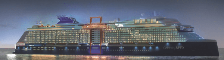 Cruiseschip Celebrity Apex - Celebrity Cruises