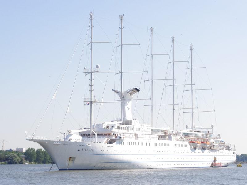 Cruiseschip Wind Surf - Windstar Cruises