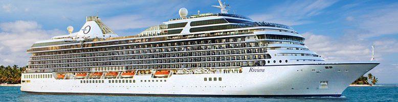 Cruiseschip Riviera - Oceania Cruises