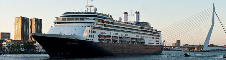 Cruiseschip Rotterdam - Holland America Line
