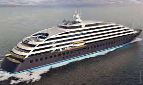 Cruiseschip Scenic Eclipse - Scenic Luxury Cruise