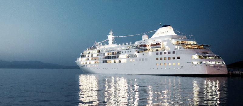 Cruiseschip Silver Wind - Silversea Cruises