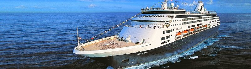 Cruiseschip Veendam - Holland America Line