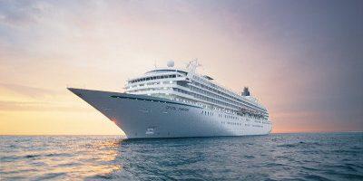 Cruiseschip Crystal Symphony - Crystal Cruises