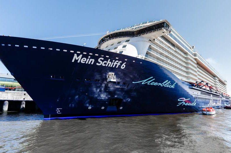 Cruiseschip Mein Schiff 6 - TUI Cruises