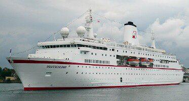 Cruiseschip Deutschland - Phoenix Reisen