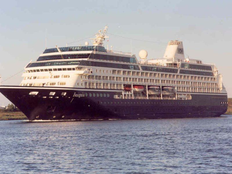 Cruiseschip Insignia - Oceania Cruises