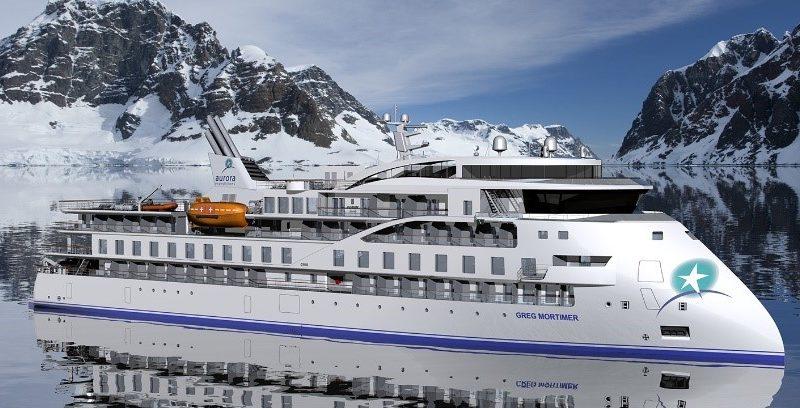 Cruiseschip Ocean Explorer - Cruise Management International