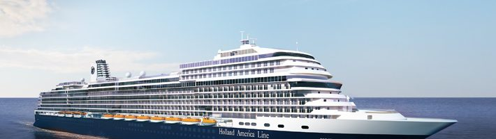 Cruiseschip Ryndam - Holland America Line