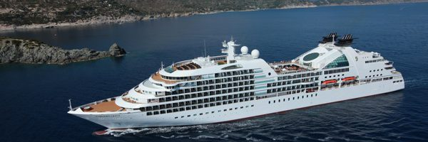Cruiseschip Seabourn Quest - Seabourn Cruise lines