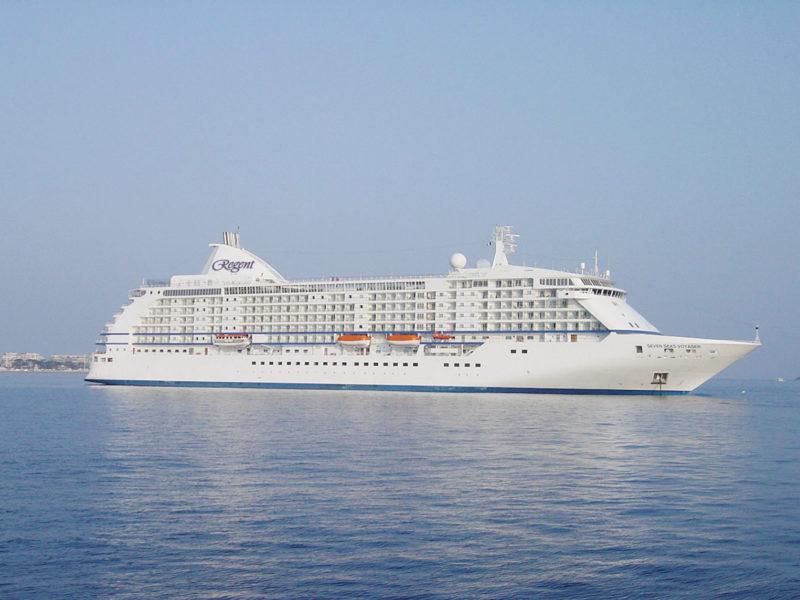 Cruiseschip Seven Seas Voyager - Regent Seven Seas