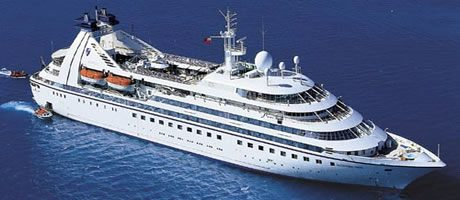 Cruiseschip Star Legend - Windstar Cruises