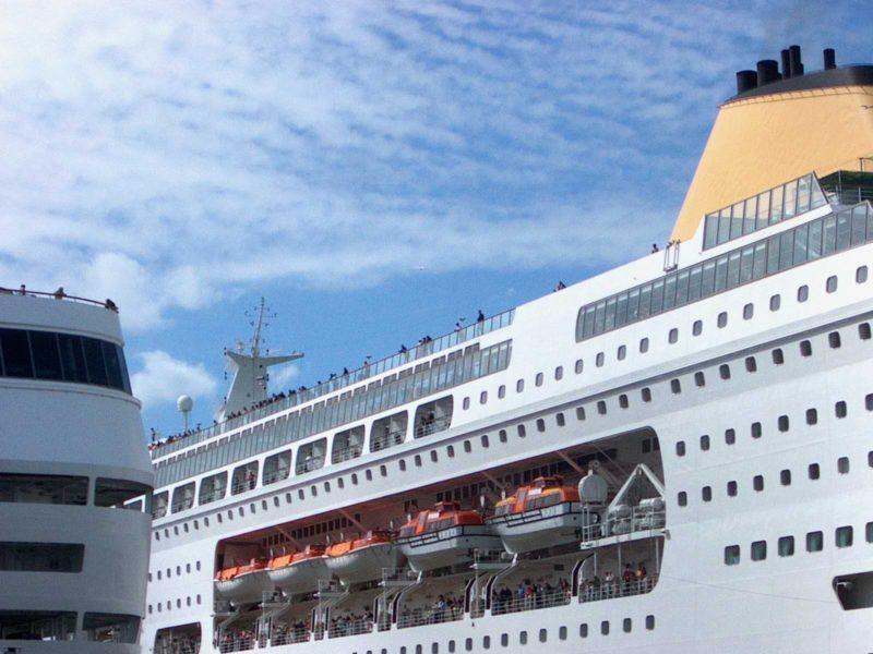 Cruiseschip Automatische concepten - P&O Cruises