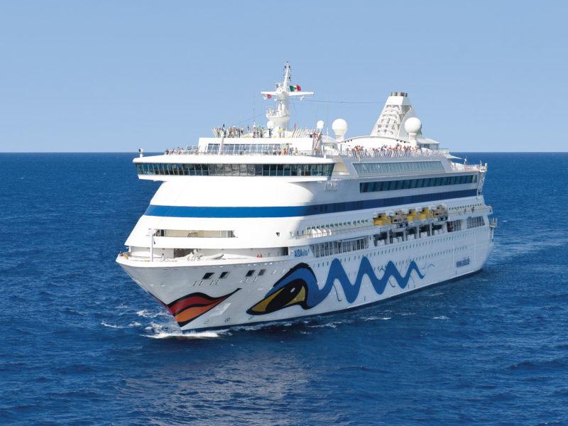 Cruiseschip Automatische concepten - AIDA cruises