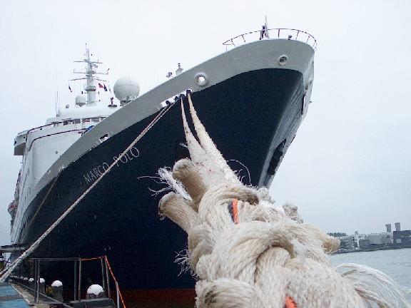 Cruiseschip Automatische concepten - CMV