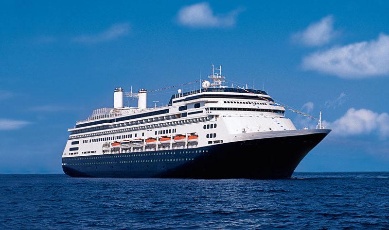 Cruiseschip Bolette - Fred Olsen Cruise Lines